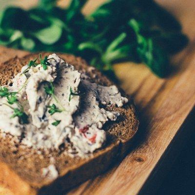 Sandwich mit Mascarpone