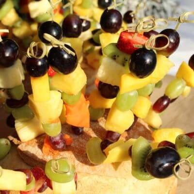 Obstspieße
