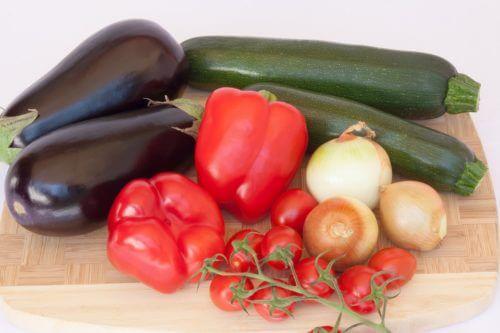 Gemüseaufstrich nach Art Ratatouille