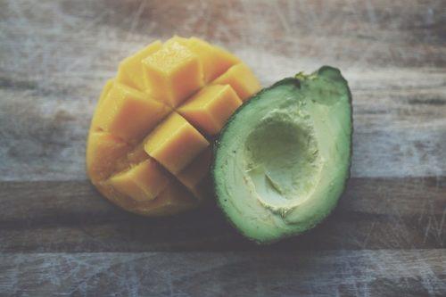 Mango-Avocado-Smoothie » Schlankmacher aus dem Mixer