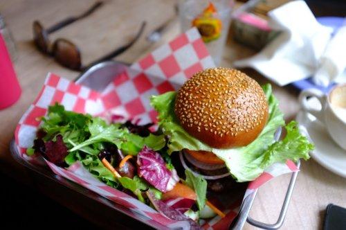 Burger Veggiestyle » fleischlos glücklich