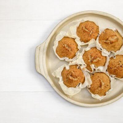 Kräutermuffins