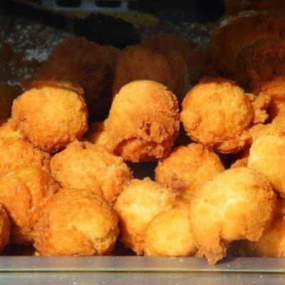 Kartoffelkugeln