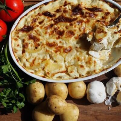 Kartoffeln mit Hack