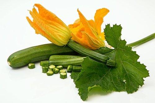 Gemüseplatte mediterran